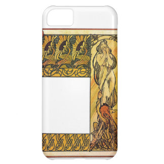 Mourning Woman iPhone 5C Case