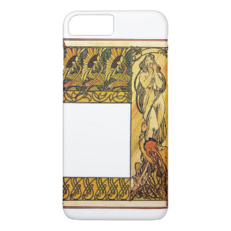 Mourning Woman iPhone 7 Plus Case