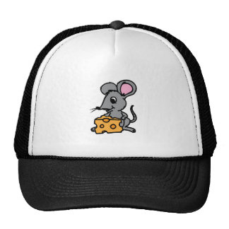 Mouse And Cheese Hats