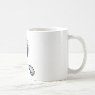 Mouse and globe internet concept mug