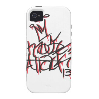 Mouse Attack Series Case-Mate iPhone 4 Cover