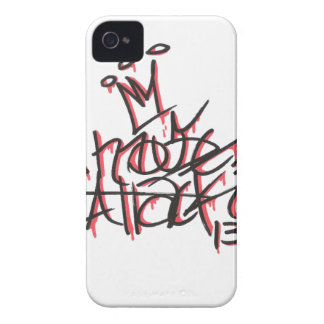 Mouse Attack Series iPhone 4 Case-Mate Cases