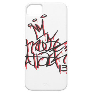 Mouse Attack Series iPhone 5 Case