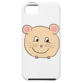 Mouse Cartoon. iPhone 5 Covers