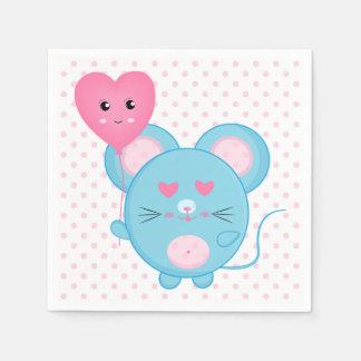 Mouse Disposable Napkin