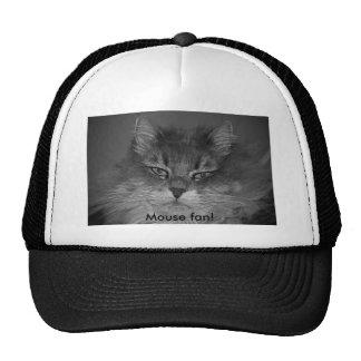 Mouse fan hat