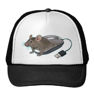 Mouse from Zazzle Cap