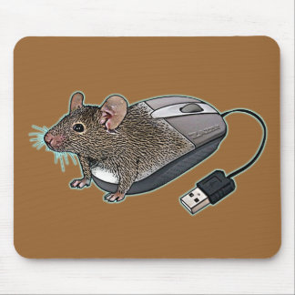 Mouse from Zazzle Mouse Mat