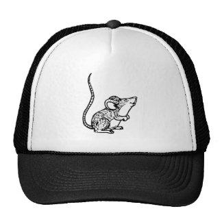 Mouse Mesh Hat