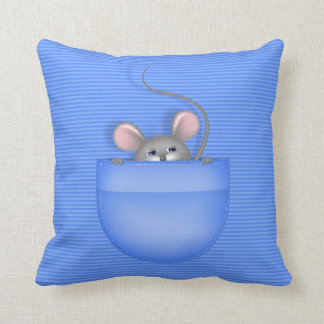 Mouse in Pocket Cushion