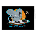 Mouse in the House Greeting Card