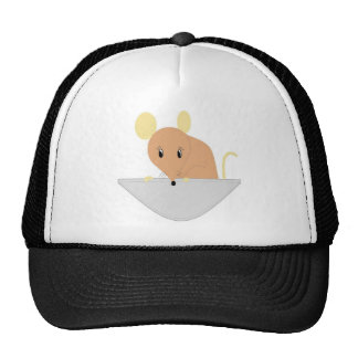 Mouse in Your Pocket Cap