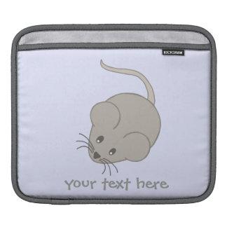 Mouse iPad Sleeve