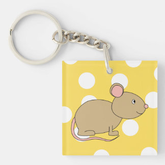 Mouse. Key Ring
