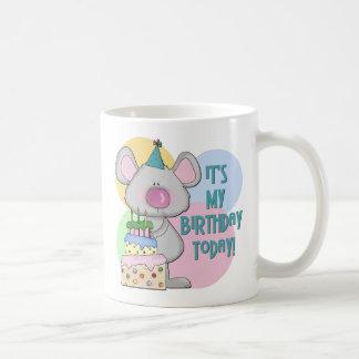 Mouse Kids Birthday Gift Mugs