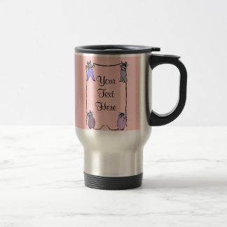 Mouse Love Customizable Mug