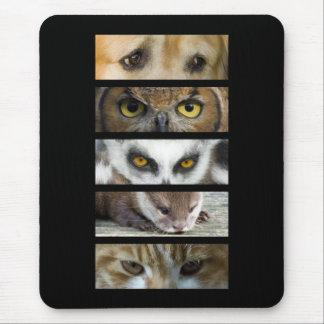 Mouse Mat - Animals Eyes