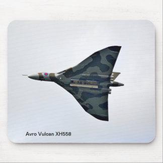 Mouse Mat Avro vulcan XH558