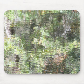 "Mouse mat ""Reflections autumnal """