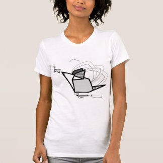 Mouse origami T-Shirt