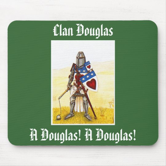 Mouse Pad, Archie, Clan Douglas, A Douglas! A Doug Mouse Pad
