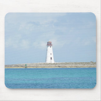 Mouse pad Bahamas Light house