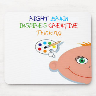 Mouse Pad Creative Thinking