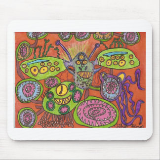 Mouse Pad Creatures - Autism