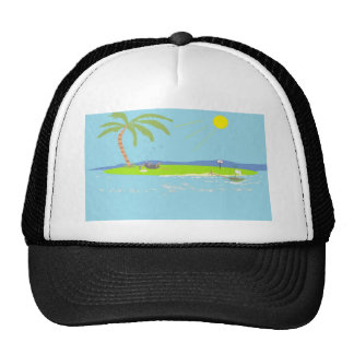 Mouse Pad Trucker Hat