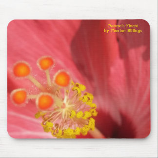 Mouse Pad (Hibiscus)