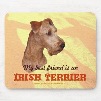 "Mouse PAD ""Irish Terrier """