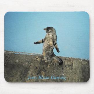 Mouse Pad - Jonty Bloom Dancing