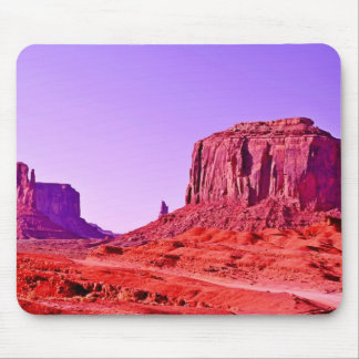 Mouse Pad  -  Monument Valley