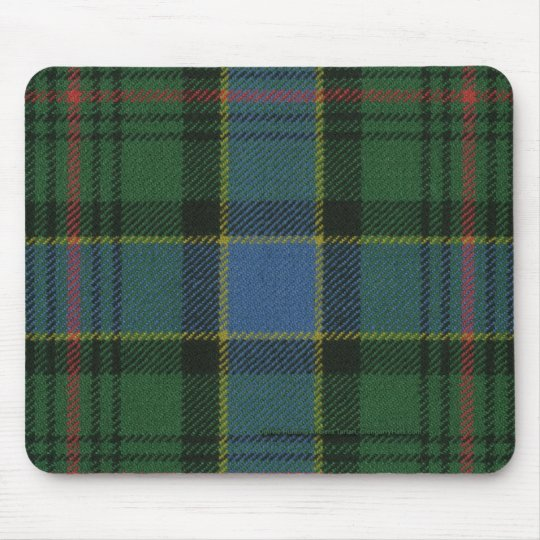 Mouse Pad Ogilvie Hunting Ancient Tartan
