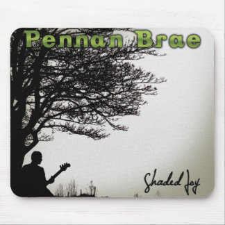 Mouse Pad; Pennan Brae's 'Shaded Joy' Mouse Pad