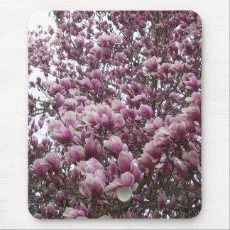 Mouse Pad - Saucer Magnolia