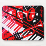 Mouse pad, Trombone/Trumpet