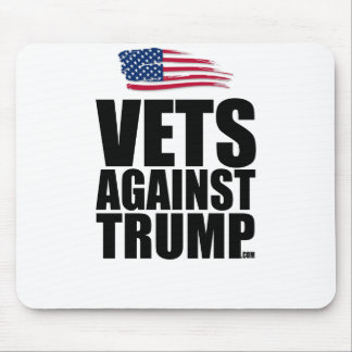 Mouse Pad - Vets Against Trump