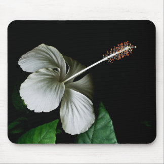 Mouse Pad with Flower Image