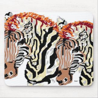 Mouse-Pad /Zebra's Mouse Mat