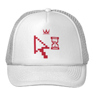 Mouse pointer (red) hats