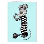Mouse Prisoner Card