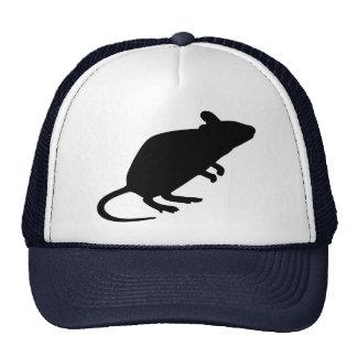 Mouse rat mesh hat