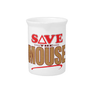 Mouse Save Pitcher