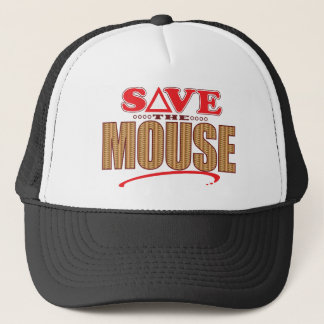 Mouse Save Trucker Hat
