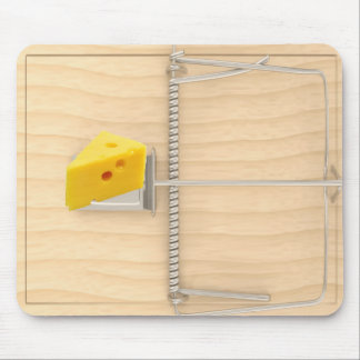 Mouse Trap Mouse Mat