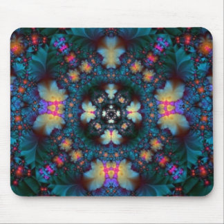 Mousedelica Series: Keleidescope Mouse Pad