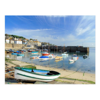 Mousehole Post Card