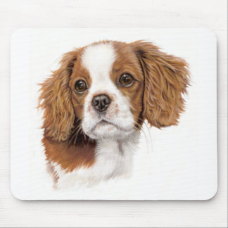 Mousemat : Cavalier king charles spaniel Mousepads