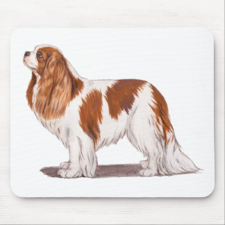 Mousemat : cavalier king charles spaniel mousepad